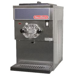 SaniServ - 408 - Countertop Low-Medium Volume 20 Qt Soft Serve Machine image