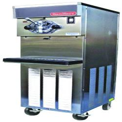SaniServ - 414 - Floor Model High Volume 20 Qt Soft Serve Machine image