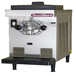 SaniServ - DF200 - Countertop Low Volume 7 qt Soft Serve Machine image