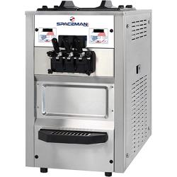 Spaceman - 6235AH - Countertop Medium Volume 6 Qt Soft Serve Machine image