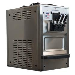 Spaceman - 6235H - Countertop Medium Volume Twin Twist Soft Serve Machine with Hopper Agitator image