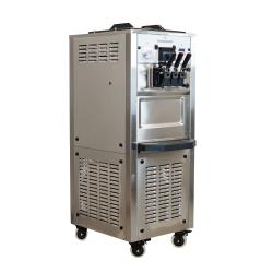 Spaceman - 6250H - Floor Standing Medium Volume Twin Twist Soft Serve Machine with Hopper Agitator image