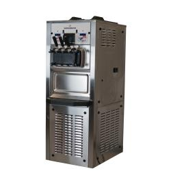 Spaceman - 6378H - Floor Standing High Volume Twin Twist Soft Serve Machine with Hopper Agitator image