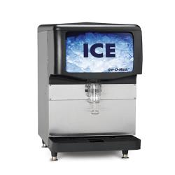 Ice-O-Matic - IOD250 - 250 Lb Countertop Ice Dispenser image