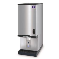 Manitowoc - CNF0202A-161L - 315lb Air Cooled Countertop Nugget Ice Machine and Dispenser image