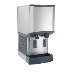 Scotsman - HID312A-1 - 300 lb Meridian™ Ice Maker with Water Dispenser image