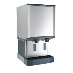 Scotsman - HID540AW-1 - 500 lb Meridian™  Wall Mount Ice Maker with Dispenser image