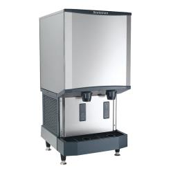 Scotsman - HID540AW-1A - Meridian™ 500 Lb Wall Mount Ice Maker/Dispenser with 40 Lb Storage image