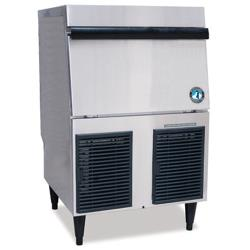 Hoshizaki - F-330BAH-C - Air Cooled 320 Lb Cubelet Ice Machine w/ 80 Lb Bin image