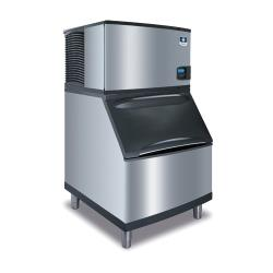 Manitowoc - IY-0304A/B-400 - Indigo™ Air Cooled 310 lb. Ice Machine w/ 290 Lb Bin image