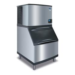 Manitowoc - IY-0454A/B-400 - Indigo™ Air Cooled 450 lb Ice Machine w/ 290 Lb Bin image
