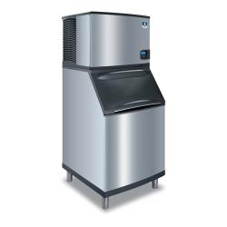 Manitowoc - IY-0504A/B-570 - Indigo™ Air Cooled 560 lb. Ice Machine w/ 430 Lb Bin image