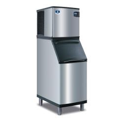 Manitowoc - IY-0524A/B-420 - Indigo™ Air Cooled 485 lb. Ice Machine w/ 310 Lb Bin image