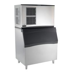 Scotsman - C1448SA-32/B948S - Prodigy Plus® Air Cooled 1,553 Lb Ice Machine with 940 lb Bin image
