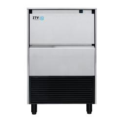 ITV Ice Machines - Alfa NG135 - 130 lb Air Cooled Alpha Undercounter Gourmet Ice Machine image