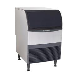 Scotsman - UF424A-1 - 440 lb Air Cooled Flake Ice Machine with Bin image
