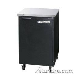 Beverage Air - BB24-1-S - 24 in Stainless Finish Back Bar Refrigerator image