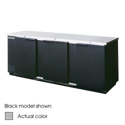 Beverage Air - BB94HC-1-S - 95 in S/S Solid Door Back Bar Cooler image
