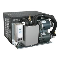Glastender - BLC-1/2-2 - 2-Pump 1/2HP Beer Line Chiller w/Remote image