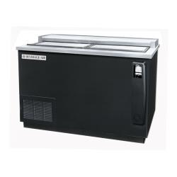Beverage Air - DW49HC-B - 50 in Black Bottle Cooler image