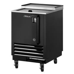 Turbo Air - TBC-24SB - 24 in Black Bottle Cooler image