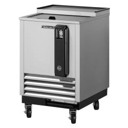 Turbo Air - TBC-24SD - 24 in Stainless Steel Bottle Cooler image