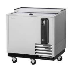 Turbo Air - TBC-36SD-N6 - 36 in Stainless Steel Super Deluxe Bottle Cooler image
