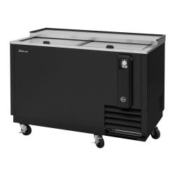 Turbo Air - TBC-50SB-N6 - 50 in Black Bottle Cooler image