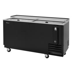 Turbo Air - TBC-65SB-N6 - 65 in Black Bottle Cooler image