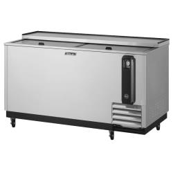 Turbo Air - TBC-65SD-N6 - 65 in Stainless Steel Bottle Cooler image