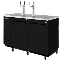 Turbo Air - TBD-2SB - 59 in Draft Beer Dispenser image