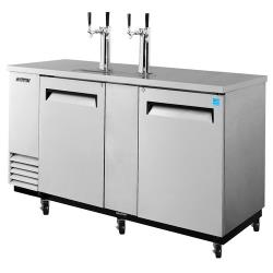 Turbo Air - TBD-3SD - 69 in Stainless Steel Draft Beer Dispenser image