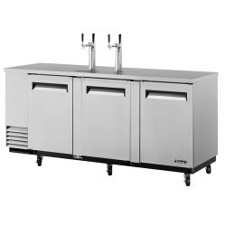 Turbo Air - TBD-4SD - 90 in Stainless Draft Beer Dispenser image