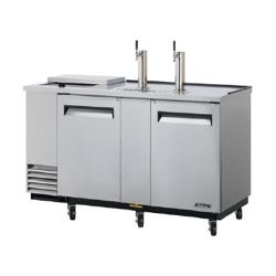 Turbo Air - TCB-3SD - 69 in Stainless Club Top Beer Dispenser image
