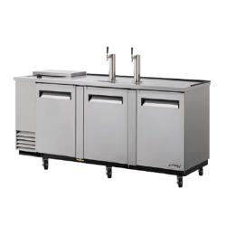 Turbo Air - TCB-4SD - 90 in Stainless Club Top Beer Dispenser image