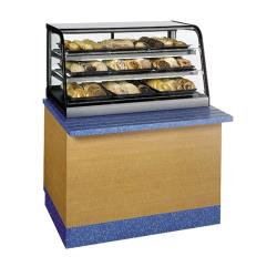 "Federal - CRB3628SS - 36"" Countertop Refrigerated Self-Serve Bottom Mount Merchandiser image"