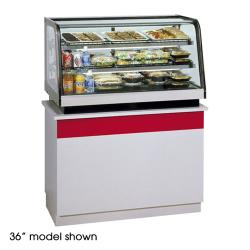 "Federal - CRR4828 - 48"" Countertop Refrigerated Rear Mount Merchandiser image"