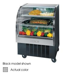 Beverage Air - CDR3HC/1-S-20 - 37 in S/S Refrigerated Display Case image