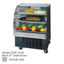 Beverage Air - CDR4/1-S-20 - 49 in Stainless Steel Refrigerated Display Case image