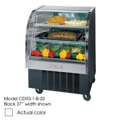Beverage Air - CDR4HC/1-W-20 - 49 in White Refrigerated Display Case image