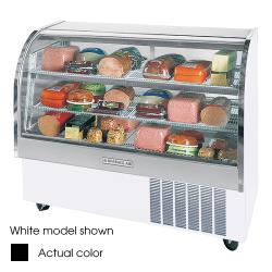 Beverage Air - CDR5HC/1-B-20 - 61 in Black Refrigerated Display Case image
