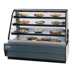 "Federal - CGHIS-4 - Hi-Style 59"" Refrigerated Deli Case image"