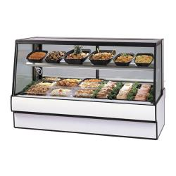 "Federal - SGR3648CD - High Volume 36"" Refrigerated Deli Case image"