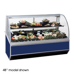 "Federal - SN-6CD - Series '90 72"" Refrigerated Deli Case image"