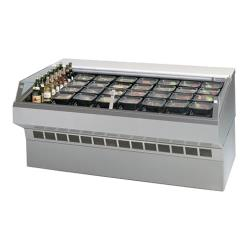 "Federal - SQ-3CDSS - Market Series 36"" Refrigerated Self-Serve Deli Case image"