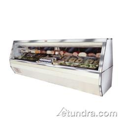 "Howard McCray - SC-CDS35-6 - 35 Series 71"" Double Duty Deli Display Case image"