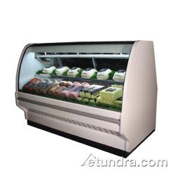 "Howard McCray - SC-CDS40E-6C - 40E Series 75"" Refrigerated Deli Display Case image"