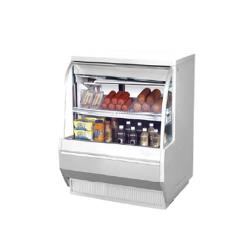 Turbo Air - TCDD-36-2-L - 36 in Low Profile Refrigerated Deli Case image