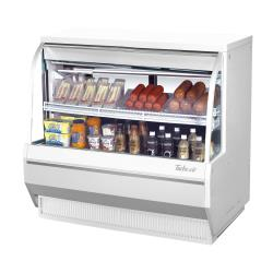 Turbo Air - TCDD-48L-W-N - 48 in Low-Profile Refrigerated Deli Case image