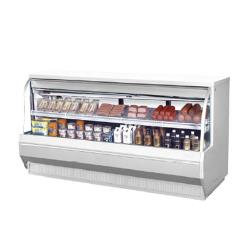 Turbo Air - TCDD-96-4-L - 96 in Low Profile Refrigerated Deli Case image